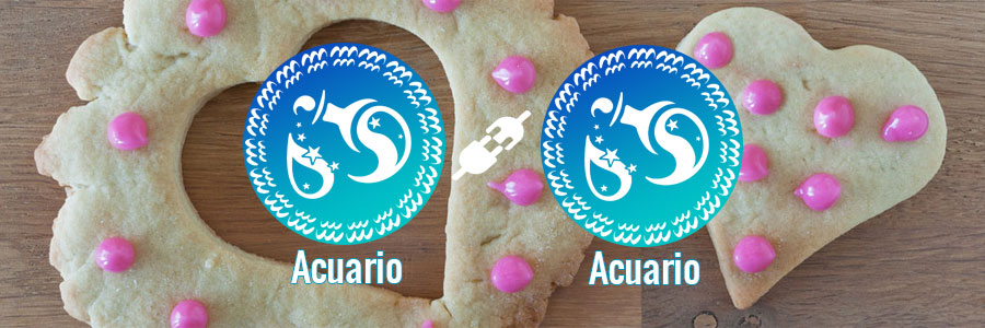 Compatibilidad de Acuario y Acuario – Los signos del zodiaco