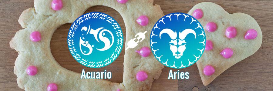 Compatibilidad de Acuario y Aries – Los signos del zodiaco
